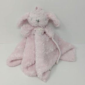 Pink Bunny Lovey Blankets & Beyond